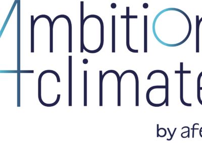 Ambition4Climate – AFEP Large member companies invest in climate action with concrete projects
